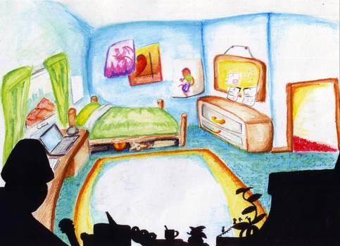 Jakob's Bedroom
