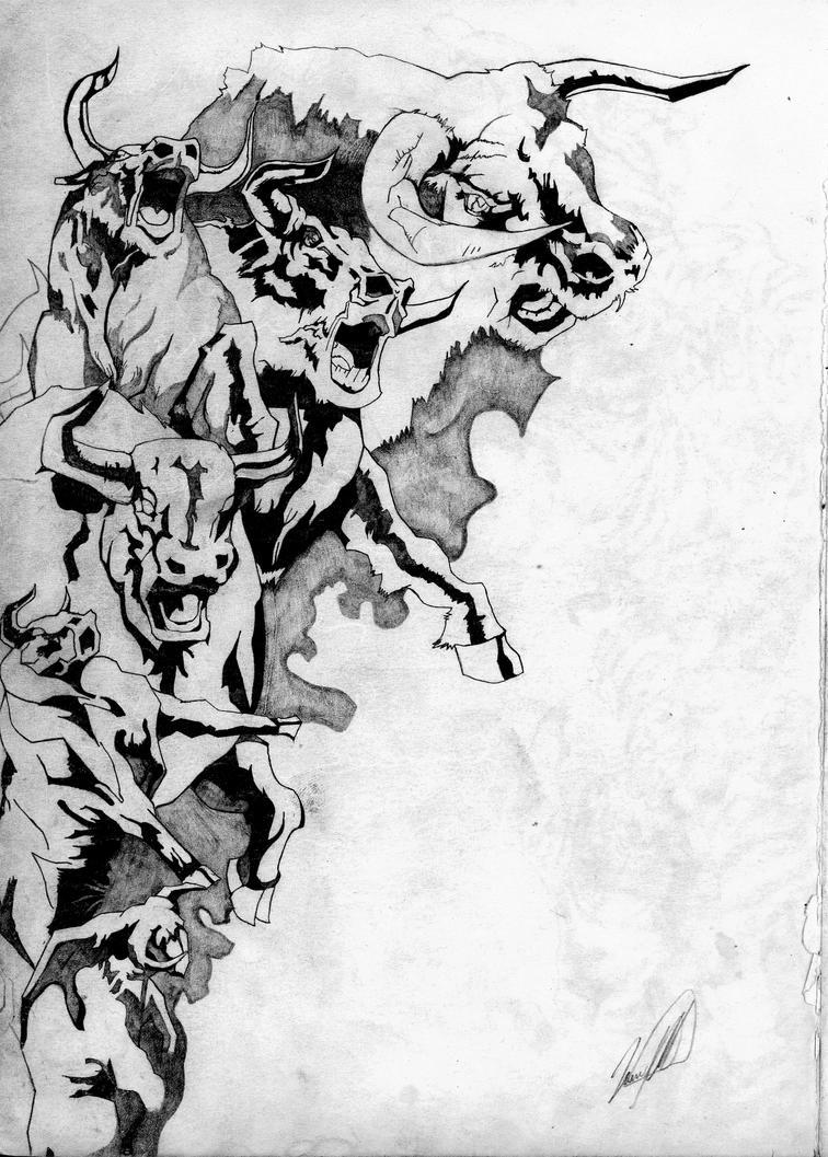 Toro by dariovarasgaete