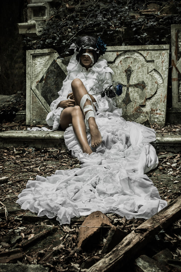 Fallen Angel by StellaHaze