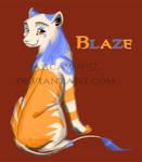 Blaze - CS Fan Art