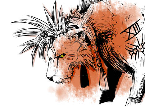 [Final Fantasy VII] Red XIII