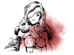 [Final Fantasy IX] Beatrix