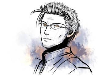 [Final Fantasy XIII] Bartholomew Estheim