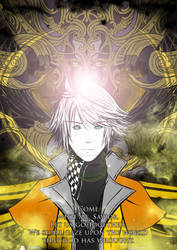 [LR: FFXIII] The Eyes of the Radiant God
