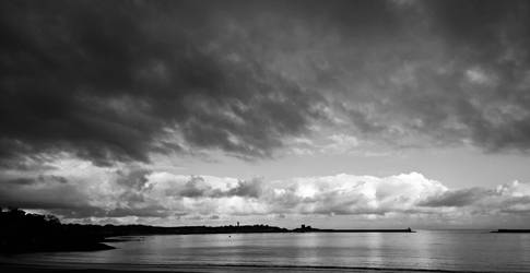 From Across The Bay by MC-Guire