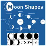 Moon Custom Shapes