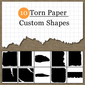 Browse Photoshop Custom Shapes | Resources & Stock Images
