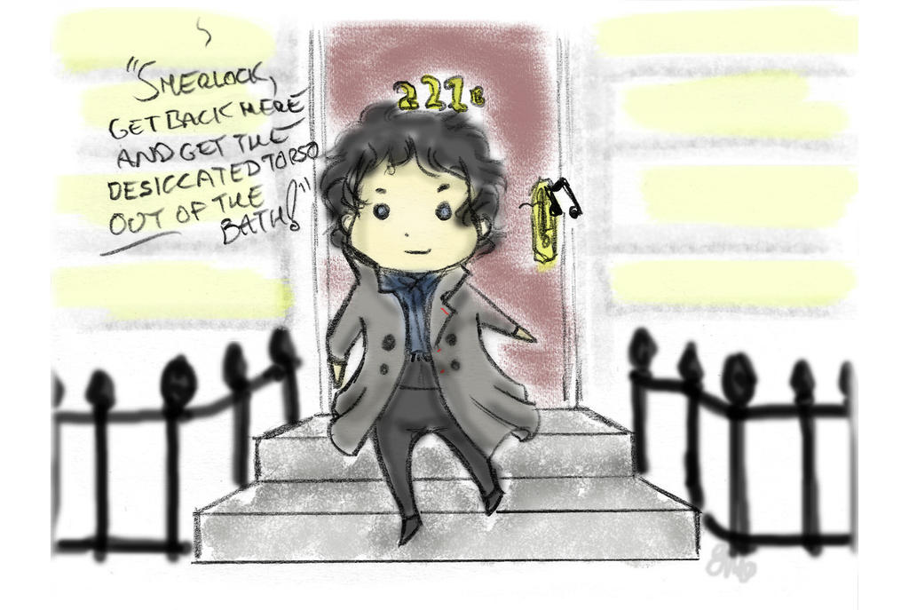 sherlock 2010 coloring pages - photo#32