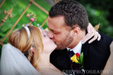 James and Chelse by erbphotography