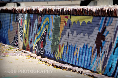The Wall by erbphotography