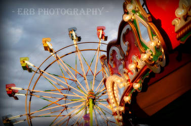 At The Fair by erbphotography
