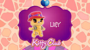 Hello Kitty Club Toys Lucy by kittyclubfan