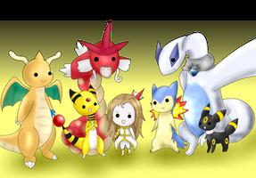 Let Me Show You My Pokemons by IrishAledora