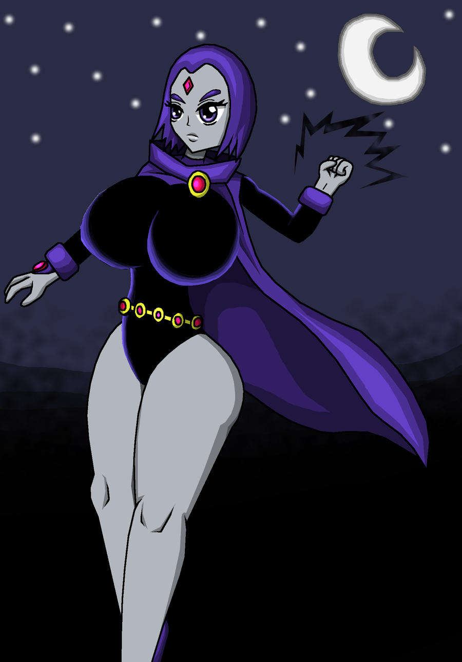 Raven breast expansion