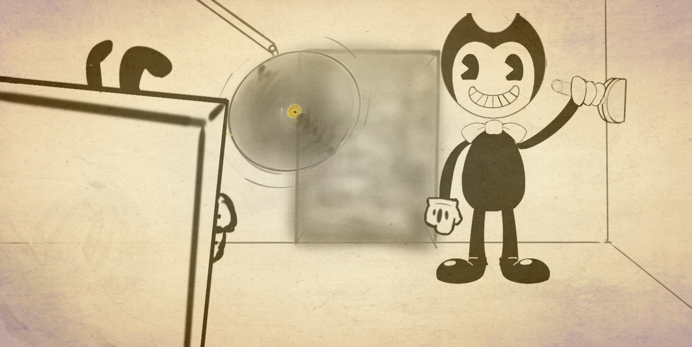 bendy and the ink machine fanfic