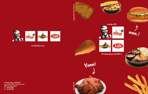 KFC Holdings Bhd Cover AR08 by whitecoffeekaw