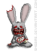 zombie_rabbit_pixelart by smgbas