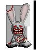 zombie_rabbit_pixelart by smgbas
