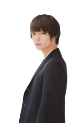 Masataka Kubota as Light Yagami Transparent PNG by leedleleedlelawliet