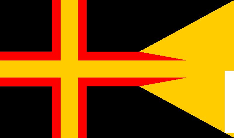 German Nordic Cross Ensign By Mulciber616 On Deviantart