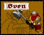 Sven the Mole Warrior