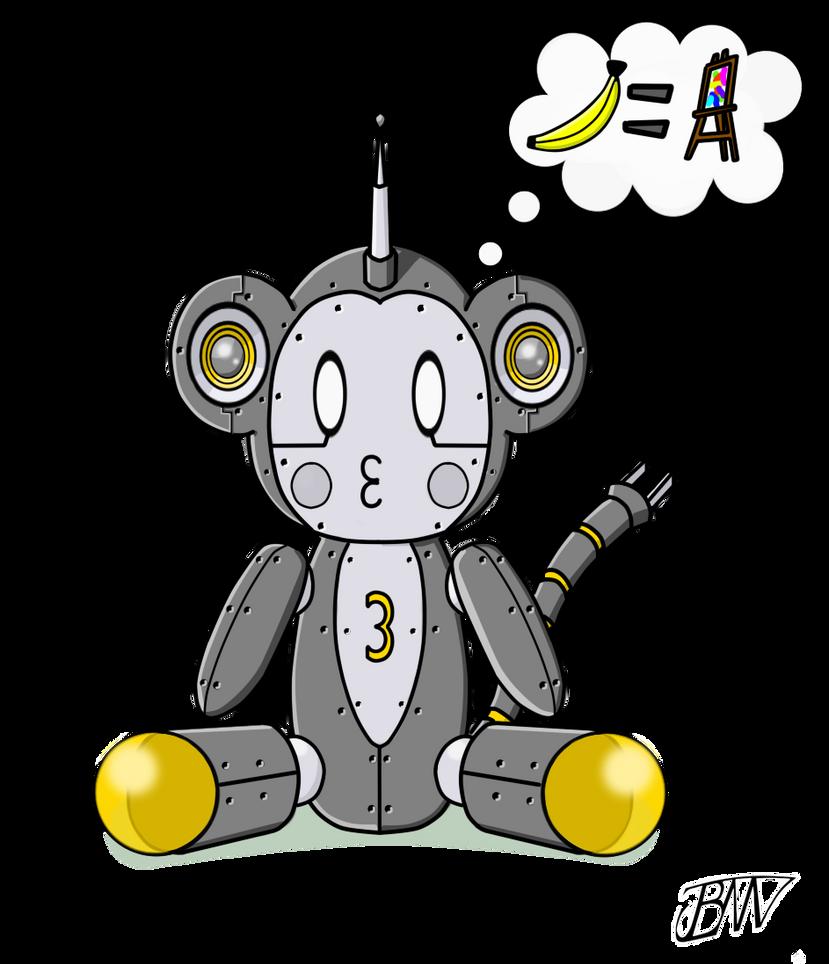 RoboMonkey03 Deviant ID by RoboMonkey03