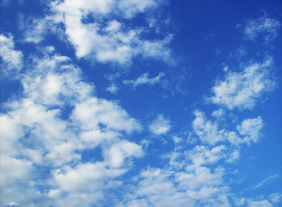Cloud Texture A by AdrienCGD
