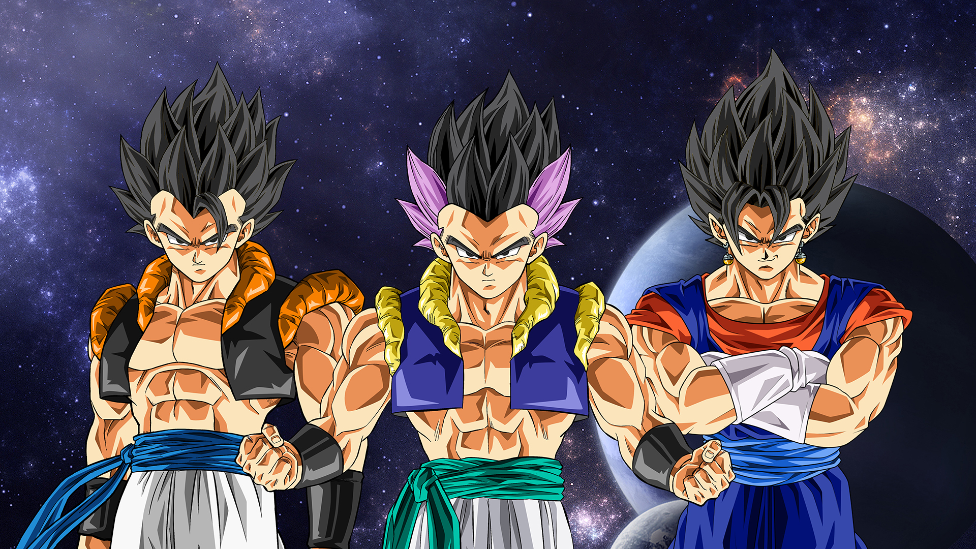 21 fusion vs fusion or battle on DBZ-FUSION-fanclub ...