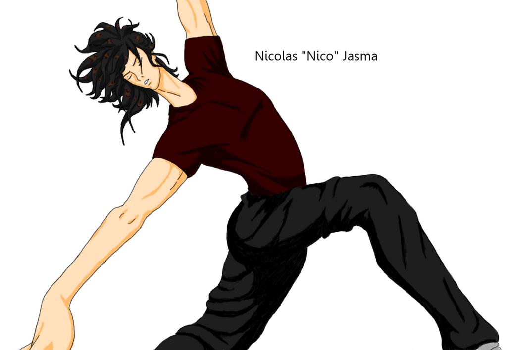 NicoJasma by HieiSQueen