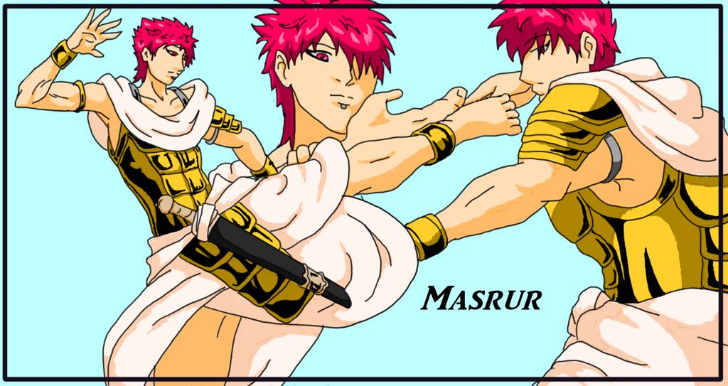 Masrur1 by HieiSQueen