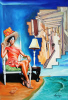 Queen of Illusions by Ishyndar