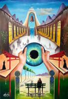 Behind empty eyes by Ishyndar