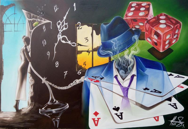 The Gambler by Ishyndar