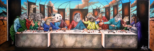 Last Supper Before Human Race