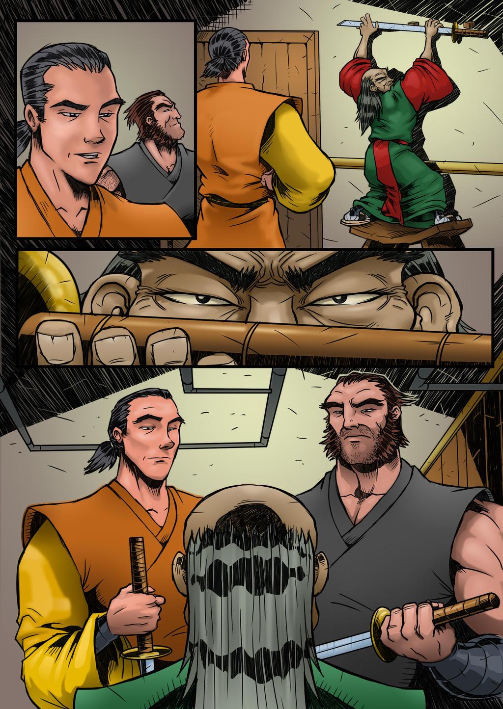 Vortex page 3 by Joshuakop