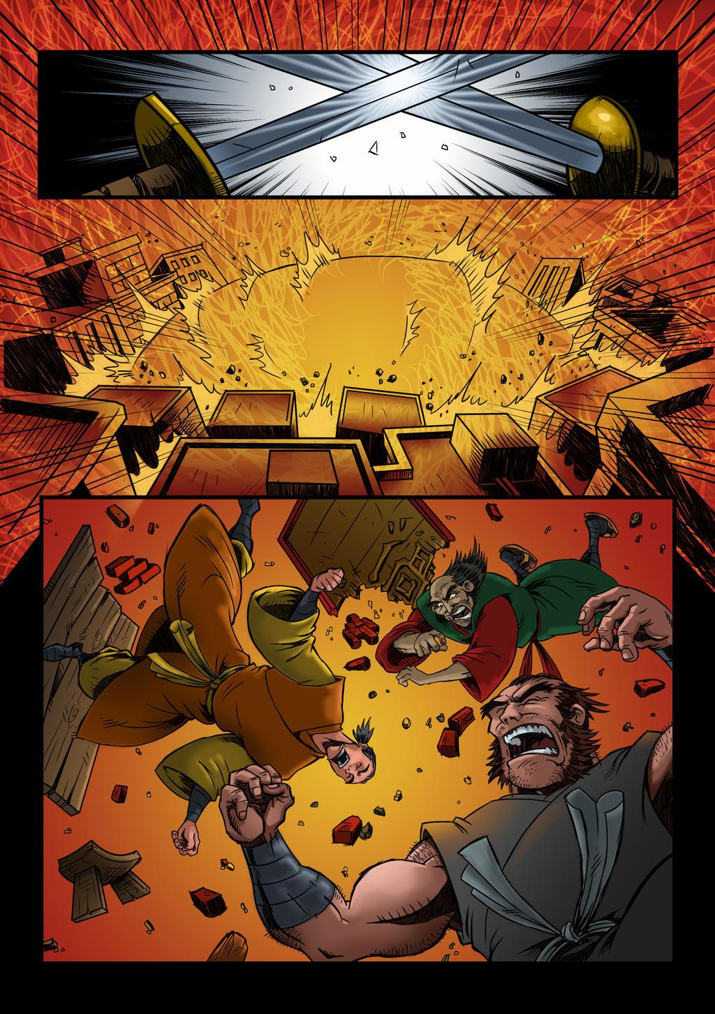Vortex page 6 by Joshuakop