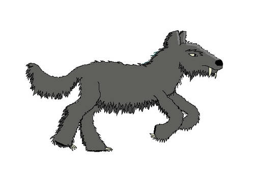Beastly Wolf