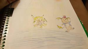 Showtime (Pikachu TF)
