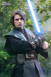 Anakin Skywalker - Cosplay by JonhMartinezSky