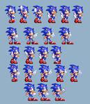 S3K Sonic Custom Victory Sprites