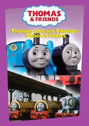 Sodor Stories Custom DVD Cover