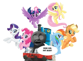 Thomas and the Ponies