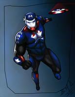 Captain America SE by Chizel-Man