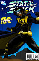 Static Shock num1 by Chizel-Man
