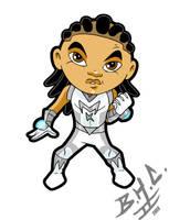 Lil Millennium Kid by Chizel-Man