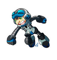 Mighty No. 9: Beck