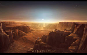 MARS Valles Marineris II