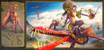 Nahuatl, the Race of Kings by Grafik