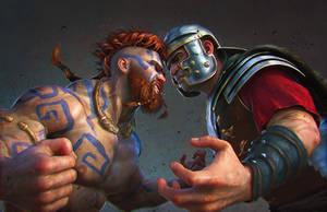 Celts vs Romans