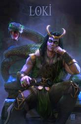 Loki by Grafik